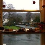 Lucia's Christmas Window