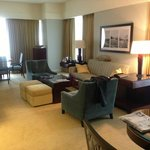 Executive Suite Livingroom