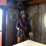 Pirate's Cove Mascot