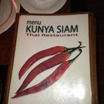 Kunya Siam Thai Restaurant