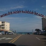 Not too far from famous Daytona Beach!