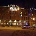 Plaza Hotel over the Christmas Holiday