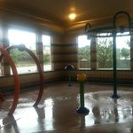 kids aquatic play area