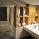 Bathroom overview.