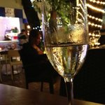 Champagne at Lateral in Playa Del Carmen