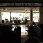 bella vista - one of the drinking and lounge areas