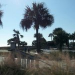 Public access to beach near Coligny Plaza