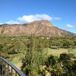 diamond head view from room