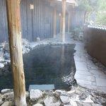 Rotemburo; outdoors onsen