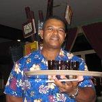 Frank - Dominican Restaurant `Amazing Shooters`