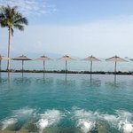 The pool at Hansar,Samui