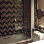 The classy bathroom
