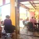 deep blue cafe