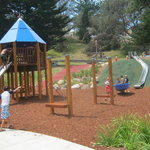 The Newly Opened Kids Playground in Bronte Park looks Great!