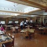 Huge Dinning area