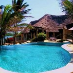 La piscina del Mapango
