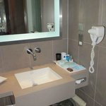 Bathroom with ammenities