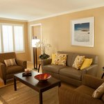Preferred Hospitality Suite Living Room
