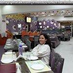 """Very good pure Theme Veg restaurant called """"Hollywood Bollywood"""""""