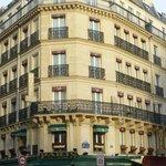 angolo fra il Boulevard e la Rue des Bernardins