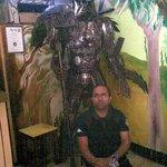 me and predator