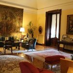 the Drawing Room and open bar
