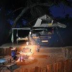 Limpopo River lodge camp site