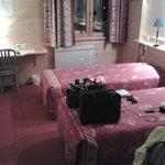 Foto de Hotel Restaurant Le Welcome's