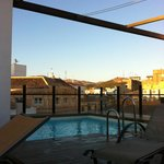 Roof Terrace Swimming Pool