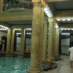 雰囲気抜群の温泉