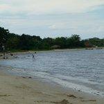 Bayfront Villa beach side