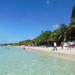 West Bay Beach, Roatan Island, Honduras