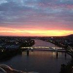 Sunset view 01-01-13