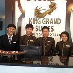 Photo de King Grand Suites Boutique Hotel II