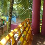 Balcony (LHS)
