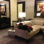 Living Room Regency Suite