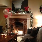 The Fireplace this Christmas 2012
