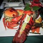 Seafood Dinner night
