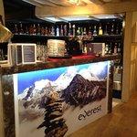 Bar at Everest