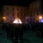 The new year in Montepulciano