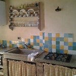 cucina tinaio