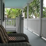 Porch Outside Room
