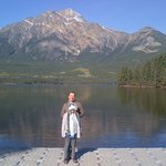 Pyramid Lake, Jasper Alberta