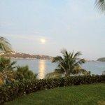 luna llena en Huatulco