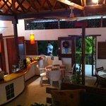 sala da pranzo e Reception