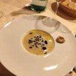 Hokkaido Kürbis Suppe