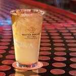 The Silver Dollar Bar's Signature Bartender Margaritas