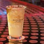 The Silver Dollar Bar's Signature Bartender Margaritas