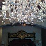 lustre de notre chambre
