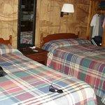 Beds were comfy